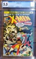 X-Men #94 CGC 5.5 ow/w