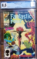 Fantastic Four #286 CGC 8.5 w