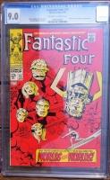 Fantastic Four #75 CGC 9.0 ow/w