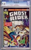 Ghost Rider #53 CGC 9.8 w