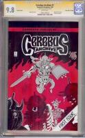 Cerebus Archive #1 CGC 9.8 w CGC Signature SERIES