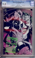 Batman: The Killing Joke #1 CGC 9.8 w