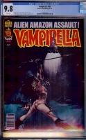 Vampirella #80 CGC 9.8 w