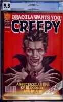 Creepy #111 CGC 9.8 w