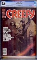 Creepy #120 CGC 9.6 w Canadian Price Variant