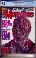 Famous Monsters of Filmland #145 CGC 9.6 ow/w
