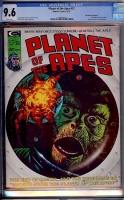 Planet of the Apes #12 CGC 9.6 w Don Rosa Collection