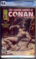 Savage Sword of Conan #53 CGC 9.6 w