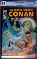 Savage Sword of Conan #56 CGC 9.8 w