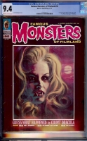 Famous Monsters of Filmland #95 CGC 9.4 ow/w