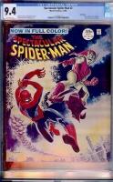 Spectacular Spider-Man #2 CGC 9.4 ow Northland