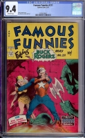 Famous Funnies #211 CGC 9.4 ow