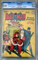 Batman #27 CGC 3.0 ow