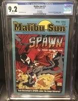 Malibu Sun #13 CGC 9.2 w