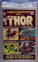 Journey Into Mystery #119 CGC 9.0 ow