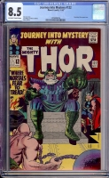 Journey Into Mystery #122 CGC 8.5 ow/w