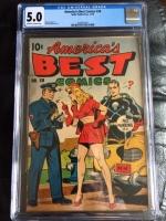 America's Best Comics #28 CGC 5.0 ow/w