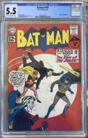 Batman #145 CGC 5.5 ow/w