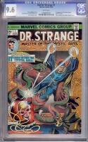 Doctor Strange #1 CGC 9.6 w