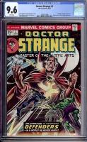 Doctor Strange #2 CGC 9.6 w