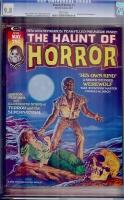 Haunt of Horror #1 CGC 9.8 w