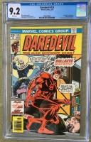 Daredevil #131 CGC 9.2 w