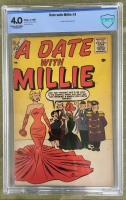 Date With Millie #3 CBCS 4.0 cr/ow