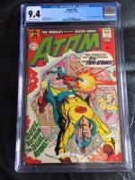 Atom #36 CGC 9.4 ow/w
