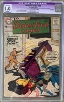 Detective Comics #250 CGC 1.0 ow/w