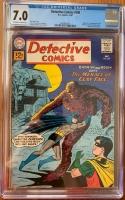 Detective Comics #298 CGC 7.0 ow/w