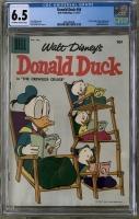 Donald Duck #56 CGC 6.5 ow/w
