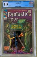 Fantastic Four #37 CGC 8.5 w