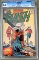 Flash #123 CGC 6.0 ow