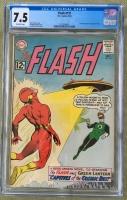 Flash #131 CGC 7.5 ow