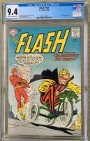 Flash #152 CGC 9.4 cr/ow