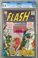 Flash #155 CGC 9.4 ow/w