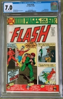 Flash #229 CGC 7.0 ow/w
