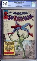 Amazing Spider-Man #20 CGC 9.0 ow/w