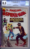 Amazing Spider-Man #26 CGC 8.5 ow/w