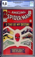 Amazing Spider-Man #31 CGC 9.0 w
