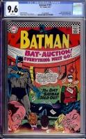 Batman #191 CGC 9.6 w