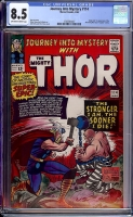 Journey Into Mystery #114 CGC 8.5 ow/w