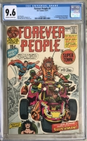 Forever People #1 CGC 9.6 ow/w