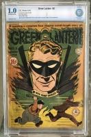 Green Lantern #2 CBCS 1.0 ow/w