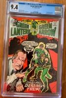 Green Lantern #83 CGC 9.4 ow/w