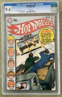 Hot Wheels #3 CGC 9.6 w