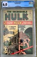 Incredible Hulk #4 CGC 6.0 ow