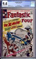 Fantastic Four #28 CGC 9.4 ow/w