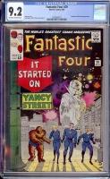 Fantastic Four #29 CGC 9.2 ow/w