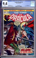 Tomb of Dracula #10 CGC 9.4 w